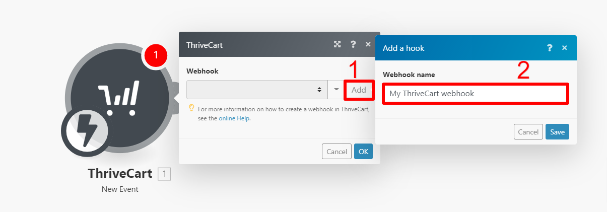 Thrive Cart Webhook Funnelytics 2